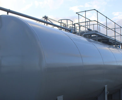 Fuel Tank Instalation